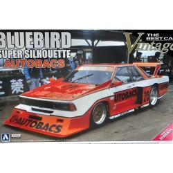 Bluebird super silhouette Autobacs