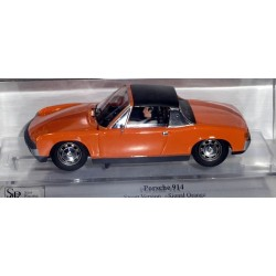 Porsche 914 Steet Version signal orange