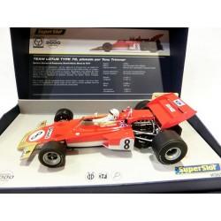 Lotus 72 Tony Trimmer 1971