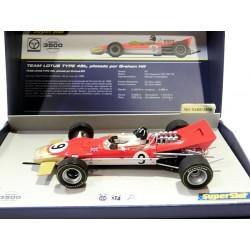 Lotus 49b GP Monaco 1968 Graham Hill