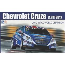 Chevrolet Cruze WTCC 2012 kit 1/24