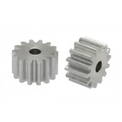 Piñon 14z aluminio M50