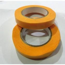 2 x cinta adhesiva de enmascarar 10mm x 18m