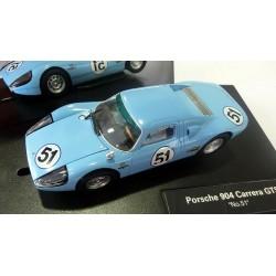 Porsche 904 Carrera GTS Nº 51
