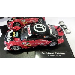 Teufel Audi RS 5 DTM M. Molina Nº 17