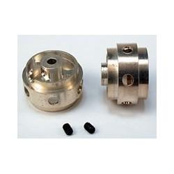 Llanta magnesio 15.8 x 10mm. 0.70gr.