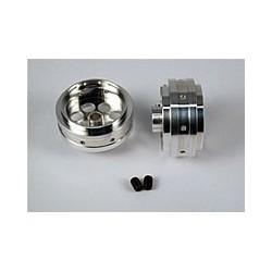 """Llanta aluminio """"AS"""" 16.8 x 8 aligeradas"""