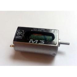 Motor M3 17000rpm a 12v 230gr