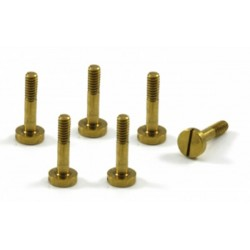 Tornilleria para suspension 9mm con cabeza de 4.3mm M2