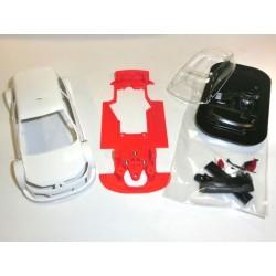 Chasis Hybrid + carroceria Megane T1 Ninco