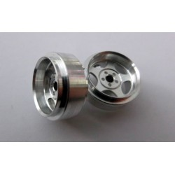 2 x Llanta R11 simple camion 17.8 x 8.5mm