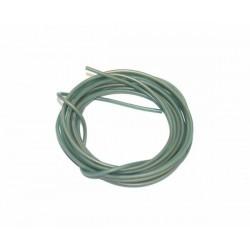 Cable de silicona libre de oxigeno diametro 1.5mm - 2m.