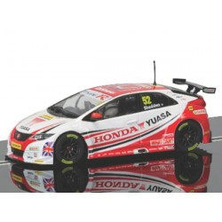 BTCC Honda Civic Type R 2015