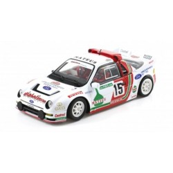 Ford RS200 Rally Portugal 1986