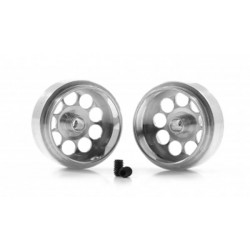 2x Llanta de aluminio 16.5x10