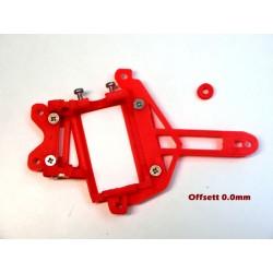 Soporte motor FLAT PRO 24H V12 LMR /911 GT1 offsett 0.0mm