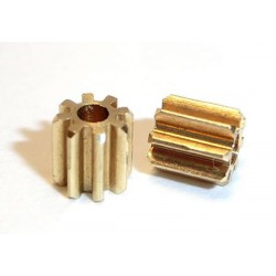 2 x Piñon 8z diametro 50mm