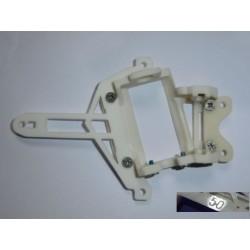 Soporte motor HSV 24H offsett 0.50