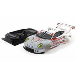 Carroceria Porsche 911 RSR GT3 Daytona 2014 + interior de lexan