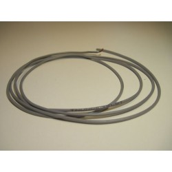 Cable silicona 1m.