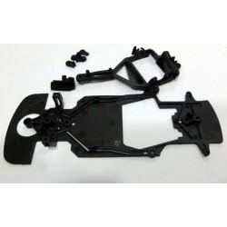 Chasis Black Bull kit Lamborghini Murcielago negro
