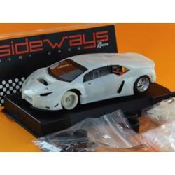 LB Huracan GT3 kit racing white