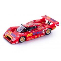 Lancia LC2 24h. Le Mans 1990