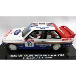 BMW M3 Rally Tour de Corse 1987