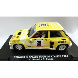 Renault 5 Rally Tour de Course 1984