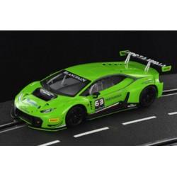 LB Huracan GT3 Green