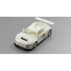 LMS GT3 White KIt Racing