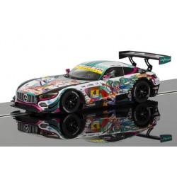 Mercedes AMG GT3 super GT 2016 series