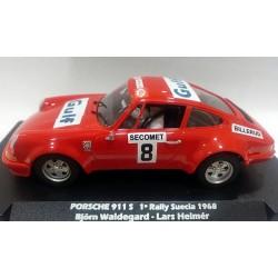 Porsche 911 S Rally Suecia 1968