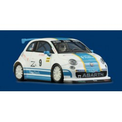 500 Abarth Asetto Corse Trofeo Selenia Mugello 2015