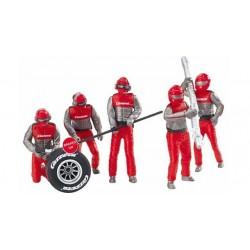 Conjunto de figuras mecanicos