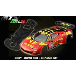 Kit GT3 Italia Momo Red