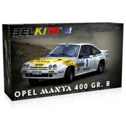 Kit 1/24 Opel Manta 400 Gr.B Tour de Course