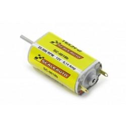Motor SC18 25000 rpm Slim Can eje 1.5m 0.14 Amp 82 gr-cm