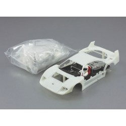 Carroceria Ferrari  F40 kit white