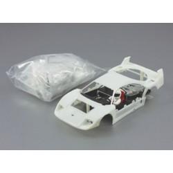 Carroceria Ferrari  F40 kit white