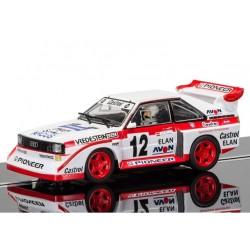 Audi Sport Quattro E2 Swedish rally cross 1990