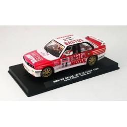 BMW M3 rally Tour de Corse 1989