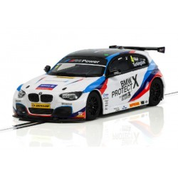 BMW Serie 1 BTCC 2017 Colin Turkingto
