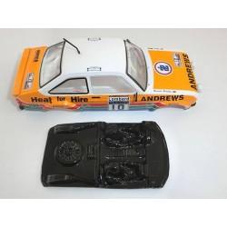 Lexan rally Escort MKII compatible SCX