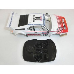 Lexan rally M1 compatible Fly