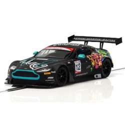 Aston Martin Vantage GT3 GT Championship 2017 HUD Motorsport