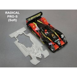 Chasis Radical PRO-S Soft compatible Scaleauto
