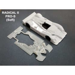 Chasis Radical II PRO-S Soft compatible Scaleauto