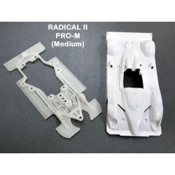 Chasis Radical II PRO-M Medium compatible Scaleauto