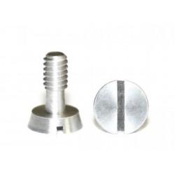 Tornillo especial aluminio para soporte motor M2.1 x 6.5mm